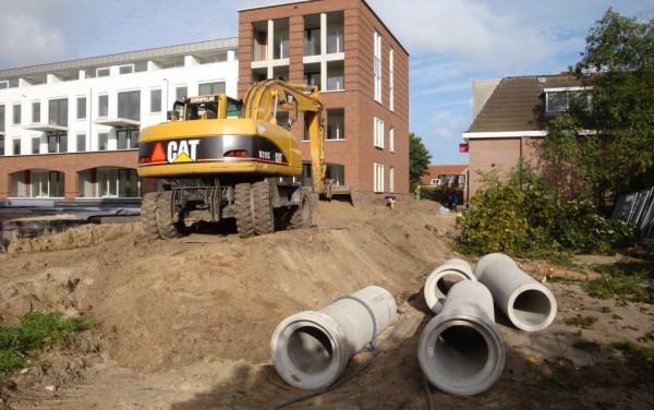 Reconstructie riool Schijndel