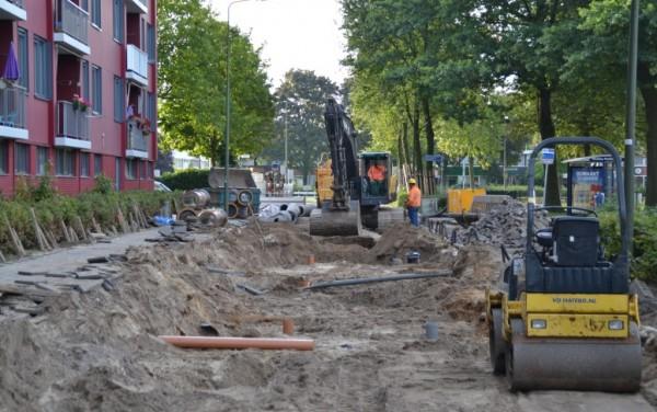 Reconstructie riool Den Bosch
