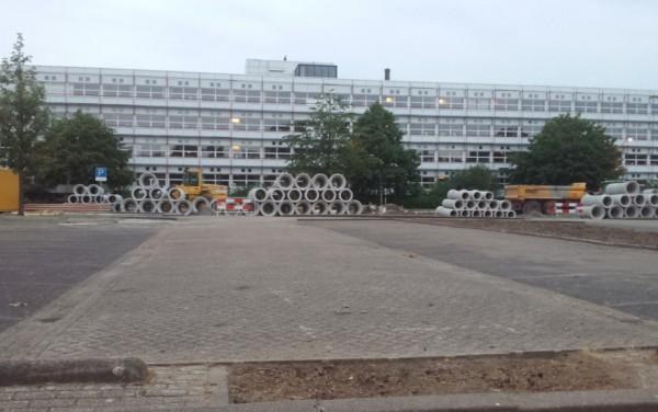 Riolering TU Eindhoven